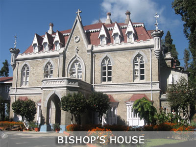 Bishop's House, Darjeeling