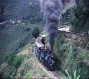 Toy Train at Darjeeling